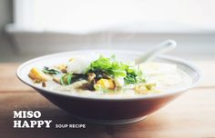 So Simple Miso Soup | Wake the Wolves