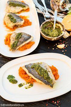 RETETE CU DORADA | Diva in bucatarie Cooking App, Fish And Seafood, Avocado Toast, Pesto, Food And Drink, Vegan, Breakfast, Recipes, Ice Cream