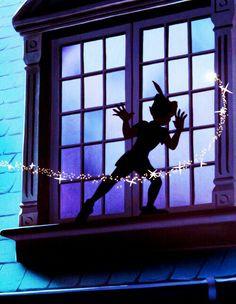 Peter pan take me to Neverland PLEASE!!!