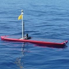 Liquid Robotics Unveils Powerful Data-Collecting Ocean Robot