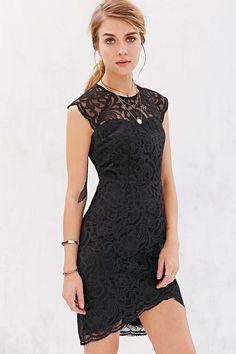 Bardot gwen lace dress urban outfittershttp www urbanoutfitters com