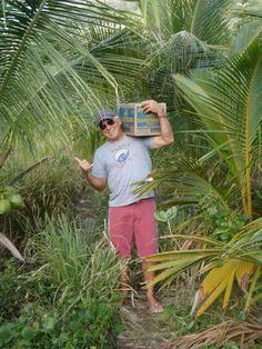 I'd walk through the jungle for some Landshark
