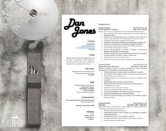 downloadable resume template cover letter and reference sheet included - Sample Of A Cover Letter For Resume