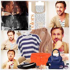 Cute stuff, Ryan Gosling...mmm!