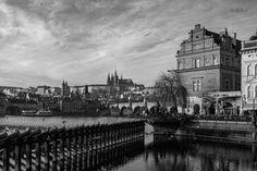 #prague #praha #czech #photography #photographer #landscape #landscapephotography #photoideas #travel #annikavallant #blackandwhite #city #town #buildings Prague Photos, Big Ben, Landscape Photography, Buildings, Photo And Video, City, Travel, Instagram, Viajes
