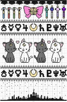 Stitch Fiddle is an online crochet, knitting and cross stitch pattern maker. Stitch Fiddle is an online crochet, knitting and cross stitch pattern maker. Geek Cross Stitch, Cross Stitch Pattern Maker, Cross Stitch Charts, Cross Stitch Designs, Cross Stitch Patterns, Cross Stitch Moon, Cat Cross Stitches, Loom Patterns, Cross Stitching