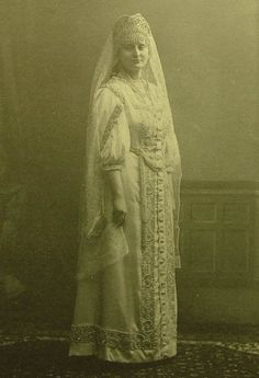 Countess Anastasia Vasilyevna Hendrikova