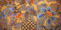 Balinese Batik showing another venue the artistic from the Balinese people. Their beautiful designs, inspired by religious mythologies, spread throughout the world. It is originally stimulated by J...