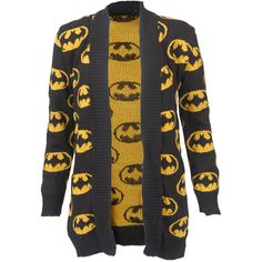Waterfall Cardigan - Batman Clothing - Ideas of Batman Clothing - Waterfall Cardigan Harley Quinn, Estilo Nerd, Batman Love, Batman Stuff, Cool Outfits, Fashion Outfits, Edgy Outfits, Party Outfits, Nananana Batman