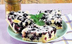 Ovocné koláče máme nejraději, borůvkový