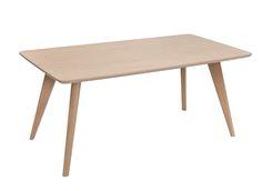 Fagmøbler Amazon sofabord Hvitoljet eik, 3500 kr