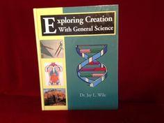 Apologia Exploring Creation w. General Science Student Bk, VG, Homeschool School #Textbook
