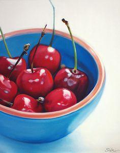 Cherries   Sarah E. Wain