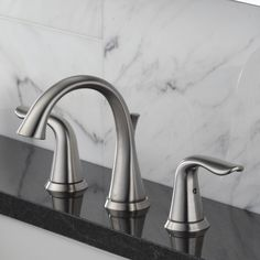 You'll love the Lahara Widespread Bathroom Faucet with Drain Assembly and Diamond Seal Technology at Wayfair - Great Deals on all Home Improvement products with Free Shipping on most stuff, even the big stuff.