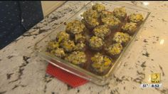 In The Kitchen: Stuffed mushrooms - WCAX.COM Local Vermont News, Weather and Sports-