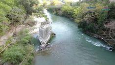 Ο ποταμός Καλαμας απο ψηλά - Kalamas river drone flight  Ήπειρος-Epirus