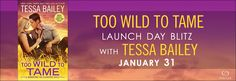 Renee Entress's Blog: [Launch Day Blitz + Giveaway] Too Wild To Tame by ...