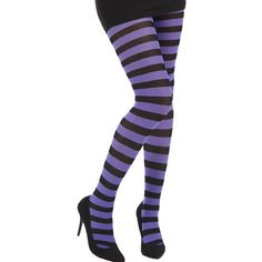 * Twickers Tights - Fluo Purple - One si