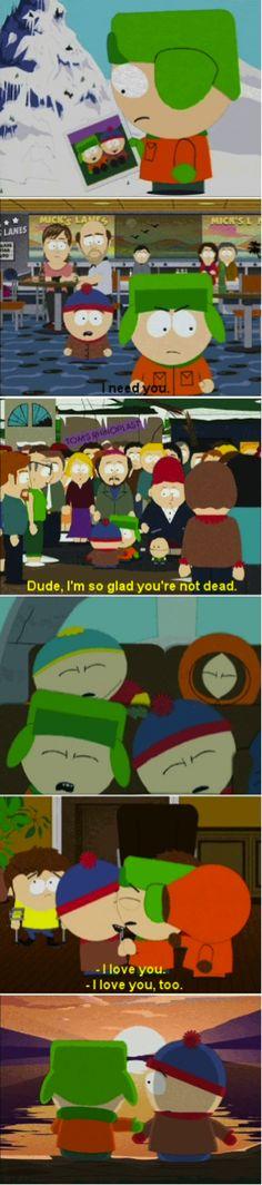 South Park Stan x Kyle