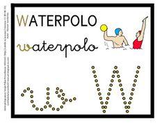 CARTILLA DE LECTURA INFANTIL : ABECEDARIO COLOR Water Polo, Words, Color, Number Posters, Education Posters, Spanish Alphabet, Teaching Resources, Colour, Horse