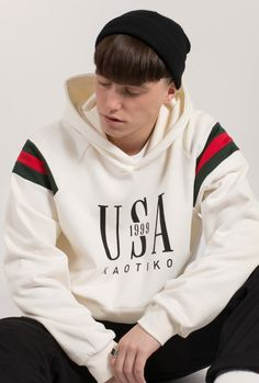 Buy sweatshirts By Kaotiko BCN clothing e-Shop · T-shirts, sweatshirts, trousers, trendy sneakers and streetstyle accessories Mens Fashion Sweaters, Men Sweater, Mens Sweatshirts, Hoody, Hurley, Lacoste, Men's Shirts, Sweatshirts, Winter Time