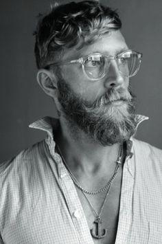 Philip Crangi; mustache