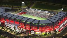 San Antonio Scorpions release stadium expansion plan