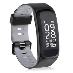 Consumer Electronics Smart Electronics 2019 New Style 2018 Hottest 0.42 Inch Oled Screen App Message Reminder Smart Watch Fitness Tracker Heart Rate Monitor Smart Wrist Watch