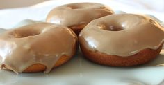 Baked Maple Donuts - Made these 5-24-14. This is an easy and yummy recipe.