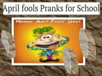 When April Fools comes around the corner you want to make sure that you're well prepared to reap the benefits that this day has to offer for practical jokers. You need to approach these pranks at your own risk as there are consequences if the teacher. Best April Fools Pranks, April Fools Day Jokes, School Pranks, Practical Jokes, The Fool, Art Lessons, Winnie The Pooh, Presentation, Humor