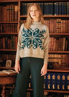 Established in Rowan have been at the forefront of the handknitting, crochet and textile industry, providing an extensive range of quality handknit yarns and knitting patterns for all skillsets through our acclaimed magazines and brochures. Rowan, Tweed, New Nordic, Crochet Shell Stitch, Beautiful Crochet, Knitting Patterns, Sweater Patterns, Crochet Patterns, Pullover Sweaters