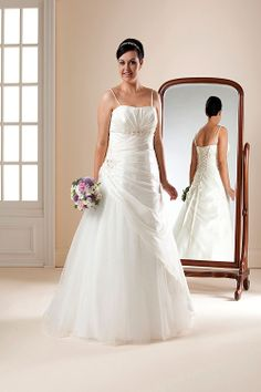Special Day Butterfly ~ The Moderne Bridal, Cork #plussizebride #plussizebridal