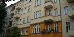 m2Square - Immobili in vendita a Berlino e Germania - Due vani a Wedding in edificio storico