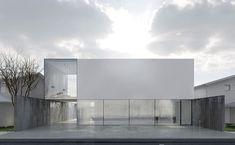 Houses Architecture, Architecture Design, Minimal Architecture, Residential Architecture, Amazing Architecture, Contemporary Architecture, Casa Kardashian, Design Minimalista, Le Corbusier