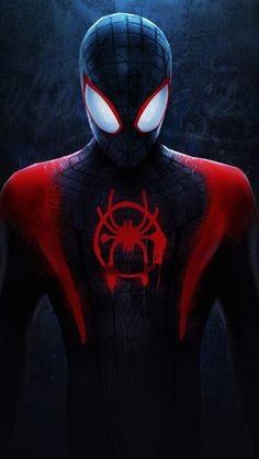You searched for Black - iPhone Wallpapers Black Spiderman, Spiderman Spider, Amazing Spiderman, Marvel Art, Marvel Heroes, Siper Man, Ultimate Spider Man, Miles Morales Spiderman, Avengers Wallpaper