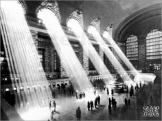 Grand Central Station, 1934