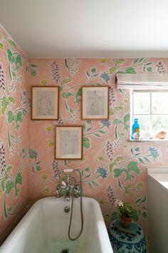 English Cottage Interiors, English Country Cottages, Country Interiors, House Interiors, Interior Design Inspiration, Bathroom Inspiration, Bathroom Ideas, Style Inspiration, Charlie Harper