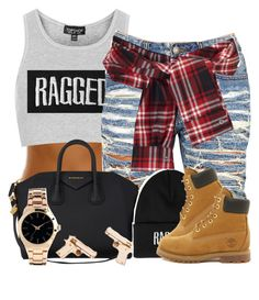 """""""One Of Those """"F^ck It And Go"""" Outfits"""" by blasianmami16 ❤ liked on Polyvore featuring mode, Topshop, The Ragged Priest, David Szeto, Givenchy, GoodWood, ASOS et Timberland"""