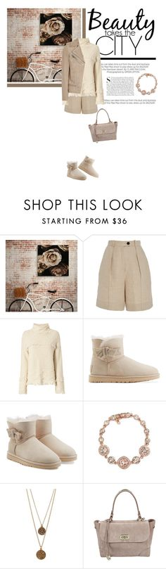 """""""#136"""" by kgarden ❤ liked on Polyvore featuring Kershaw, Curioos, Carven, Line, UGG Australia, Givenchy, Bee Charming and Ralph Lauren"""