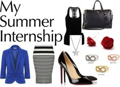 My Summer Internship