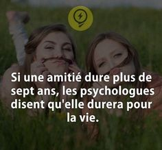 Ma BFF et moi sa fait environ 12 ans que on es BFF ducouc c pour la vie Good To Know, Did You Know, Quote Citation, French Quotes, Bff Quotes, Some Words, Positive Affirmations, Funny Photos, Quotations