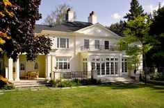 neo classic house exterior - Google Search