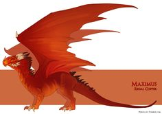 Maximus by AbelPhee on deviantART. Naomi Novik's Temeraire series