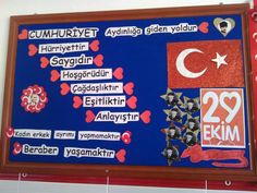 Panolarım Library Lessons, Art Lessons, Classroom Bulletin Boards, My Job, Special Day, Education, School, Teaching Resources, Cases