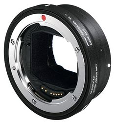 Sigma Mount Converter MC-11 for Sony E-Mount, Full Frame and APS-C Sensor Cameras: To Be Able to Use 19 Global Vision Lenses in Sigma Canon Mount (EOS) & Sigma Mount (SA)