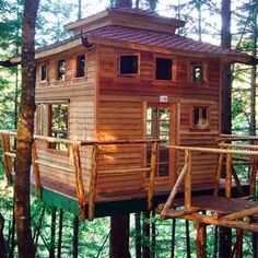 Tree House – Building Tips - Article | The Family Handyman