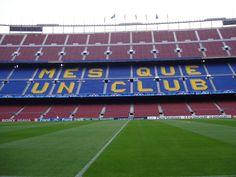 Camp Nou by Caruso Fc Barcelona, Camp Nou, Soccer, Ford, Sports, Hs Sports, Futbol, European Football, European Soccer