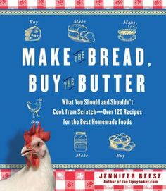 Really enjoying this! Great tips on what is worth cooking yourself, what you're better off buying and why.