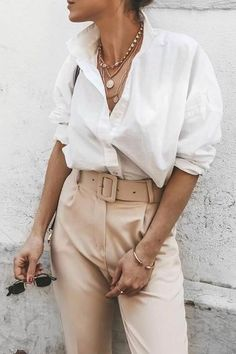 Classy Outfits, Chic Outfits, Spring Outfits, Fashion Outfits, Womens Fashion, Ootd Fashion, Fashion Hacks, Girly Outfits, Office Fashion