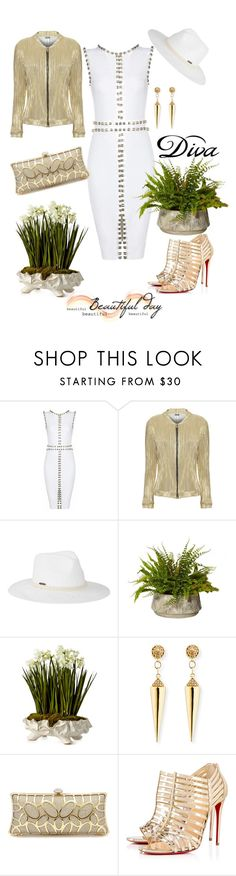 """""""Afternoon Formal Wedding"""" by belinda54-1 ❤ liked on Polyvore featuring WearAll, Billabong, John-Richard, DIVA and Sydney Evan"""